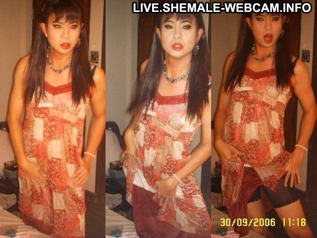 Prettyna Korean Blonde 5 Stars Medium Cock Webcam Shemale