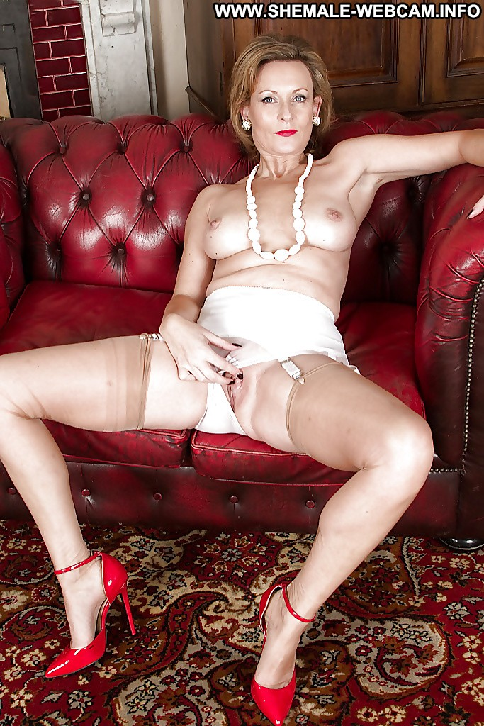 Tranny and nylons and video
