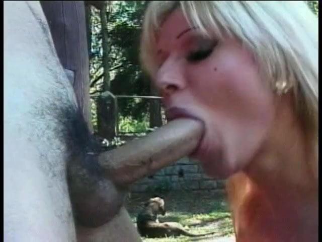 Henriette Video Hot Tranny Xxx Park Old Shemale Parking Blonde Porn