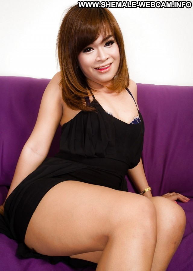 Laurine Private Pictures Ladyboy Hot Shemale Asian