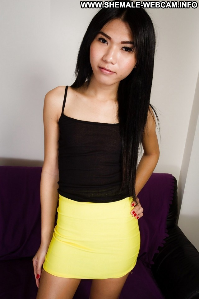 Laurine Private Pictures Hot Ladyboy Asian Shemale